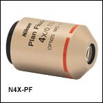 Nikon Plan Fluorite Objectives