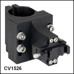 Ø1.5in Post Vertical Cage Clamp Mounts