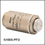 Nikon Oil Immersion Objective