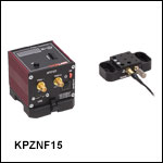 Single-Axis Flexure Stage & Controller Bundle