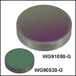 Germanium Windows, AR Coated: 7 - 12 µm