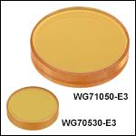 Zinc Selenide (ZnSe) Windows, AR Coated: 7.0 - 12.0 µm