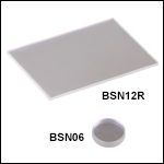 10:90 (R:T) Plate Beamsplitters