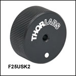 1/4in-100 Large Adjustment Knob