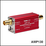 Fixed Gain Transimpedance Amplifiers with Adjustable Zero Voltage