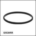 Standard Retaining Rings: Ø30 mm to Ø1.5in (38.1 mm)