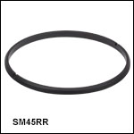 Standard Retaining Rings: Ø39 mm to Ø2in (50.8 mm)