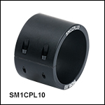 SM1Lens Tube Flexure Sleeve Couplers