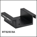 Adapter for 60 mm Cage Systems