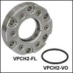 High-Vacuum Hardware for Ø1.5in Optics