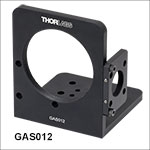 Galvo Mirror and Scan Lens Mounting Bracket