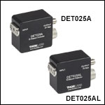 Free-Space Si Detectors: 400 - 1100 nm