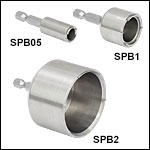 Spanner Bits for SM-Series Retaining Rings