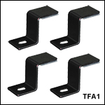 Breadboard Mounting Brackets for the Overhead Shelving Unit