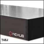 1.5 m x 2.5 m x 310 mm (4' x 8' x 12.2in) Nexus™ Optical Tables
