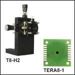 Terahertz Antennas for 800 nm