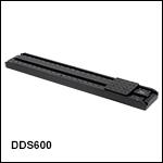 600 mm Linear Translation Stage, Servo Motor