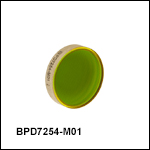 ZnSe Polka Dot Beamsplitter: 2.0 - 11.0 µm