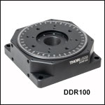 Direct Drive Continuous Rotation Stage