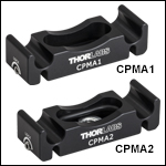 Snap-On 30 mm Cage Mounting Brackets