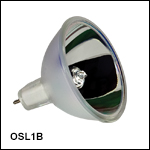 Replacement Bulb for the Former OSL1 Fiber Light Source