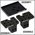 XY and End Mounting Adapter Plates