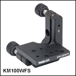 Kinematic Wavefront Sensor Mount