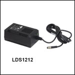 12 VDC Regulated Power Supply