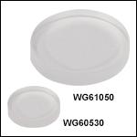 Magnesium Fluoride (MgF<sub>2</sub>) Windows, Uncoated