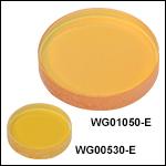 Barium Fluoride (BaF<sub>2</sub>) Windows, AR Coated:2 - 5 µm