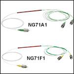 532nm / 785 nm Wavelength Combiners/Splitters (WDMs)