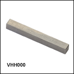 Top Inserts for Non-Rotating Fiber Holding Blocks - Two Required for FHB1