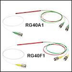 532 nm / 670 nm Wavelength Combiners/Splitters (WDMs)