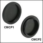C-Mount Extension Tube Caps