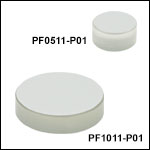 Protected Silver Zerodur Mirrors (450 nm - 20 µm)