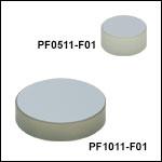 UV-Enhanced Aluminum Zerodur Mirrors (250 nm - 450 nm)