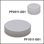 Protected Aluminum Zerodur Mirrors (450 nm - 20 µm)