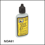 UV-Curing Optical Adhesive<br>
