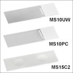 Microscope Slides, 26 mm x 76 mm