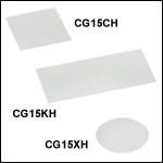 Precision Cover Glasses, #1.5H (170 µm) Thickness<br>