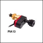 Piezo Inertia Actuator with 13 mm Travel