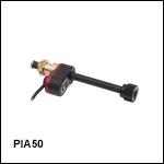 Piezo Inertia Actuator with 50 mm Travel