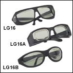 Laser Safety Glasses: 41% Visible Light Transmission