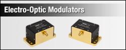 Browse Electro-Optic Modulators