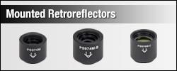 Mounted Retroreflectors