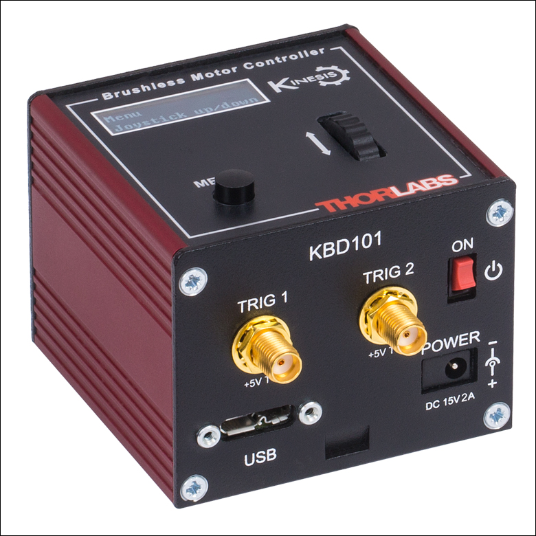 Kinesis K Cube Brushless Dc Servo Controller