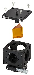 B6C Cage Cube Clamp with Cage Cube