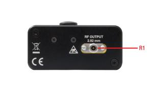 DXM20AF Output Panel
