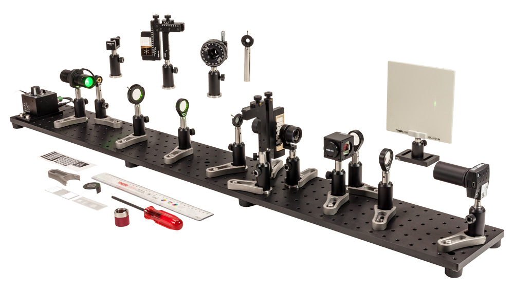 Fourier Optics Kit