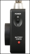 DET Battery Test Button